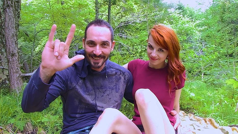 P | Voir la vidéo de sexe Québécoise P avec Lydya Moser