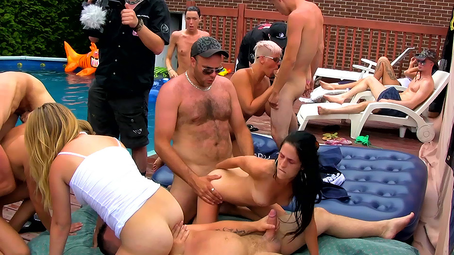 grosse orgie de famille