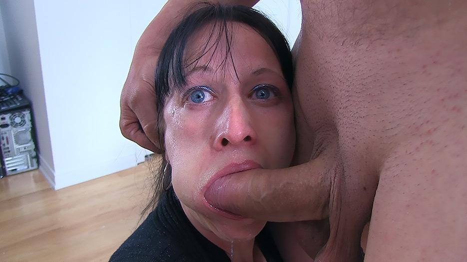 gorge profonde pipe Job porno