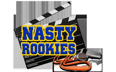 Logo Nasty Rookies Reseau Productions Porn