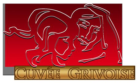 Logo Cuvée Grivoise reseau Pegas Productions porn