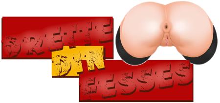 Logo Drette Din Fesses reseau Pegas Productions porn