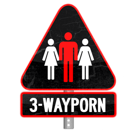 Logo 3Way Porn Reseau Productions Porn